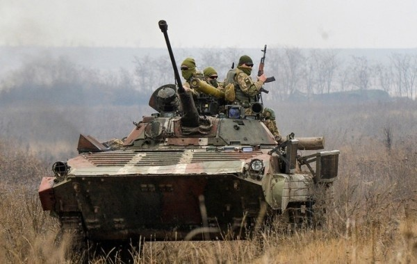 Украинские силовики обстреляли территорию ДНР