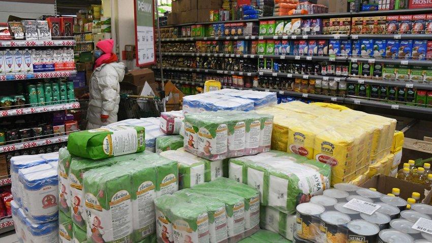 Госдума рассматривает предложение о введении пособий на продукты питания для малоимущих семей