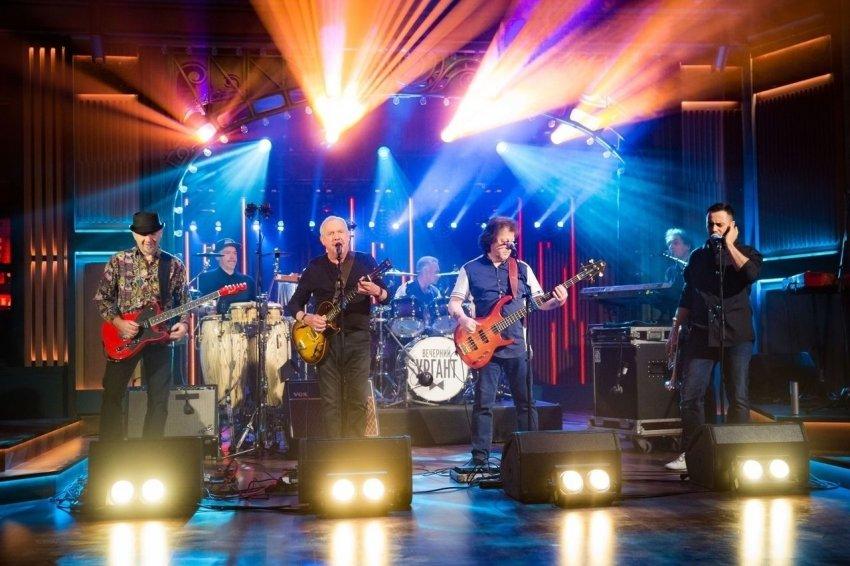 День основания советской рок-группы «Машина времени» отмечают 27 мая