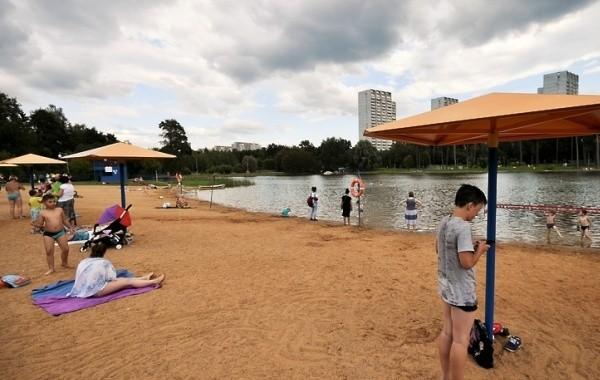 В Москве готовятся к открытию купального сезона
