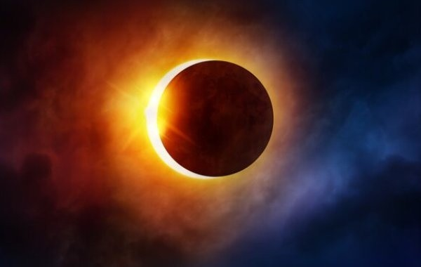 Жители России 10 июня смогут увидеть солнечное затмение