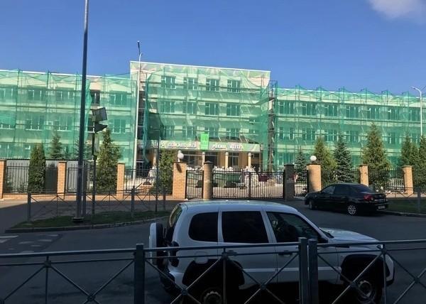 Казанскую школу решили реконструировать после стрельбы
