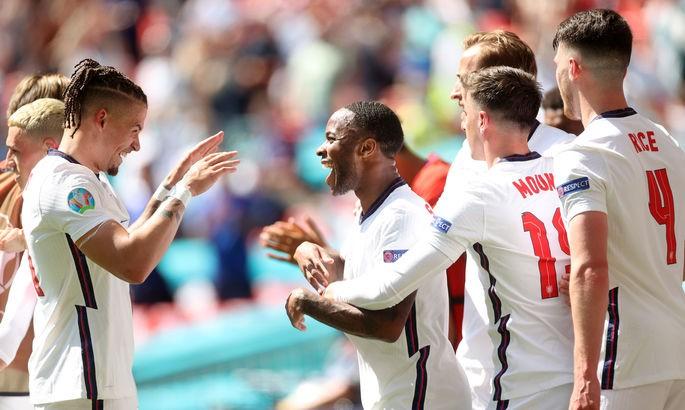 Англия сыграет против Шотландии во втором туре ЕВРО 18 июня 2021 года