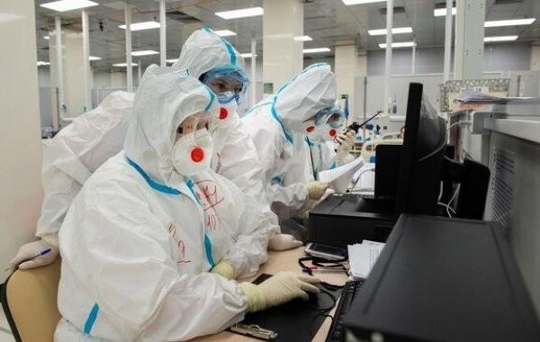 В Москве выявили рекордное число новых случаев коронавируса с начала пандемии