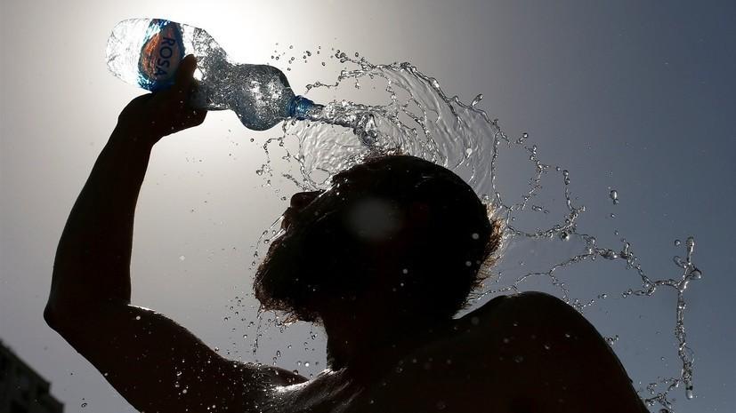 Аномальная жара отказывается уходить из Москвы и других регионов центральной части РФ