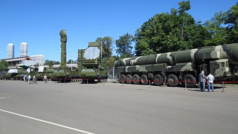 Музейный комплекс ВДНХ приглашает на выставку военной техники