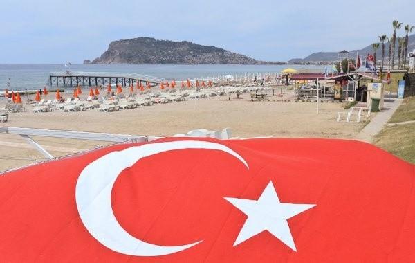 В Турцию резко увеличился поток туристов из России