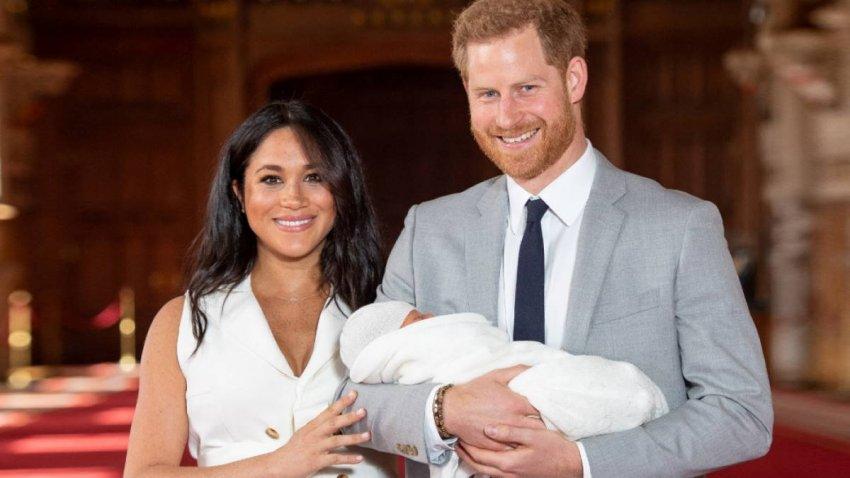 Принц Гарри и звезда «Форс Мажоров» Меган Маркл во второй раз стали родителями