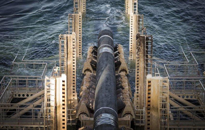 Германия призывает сохранить транзит газа через Украину после запуска «Северного потока-2»