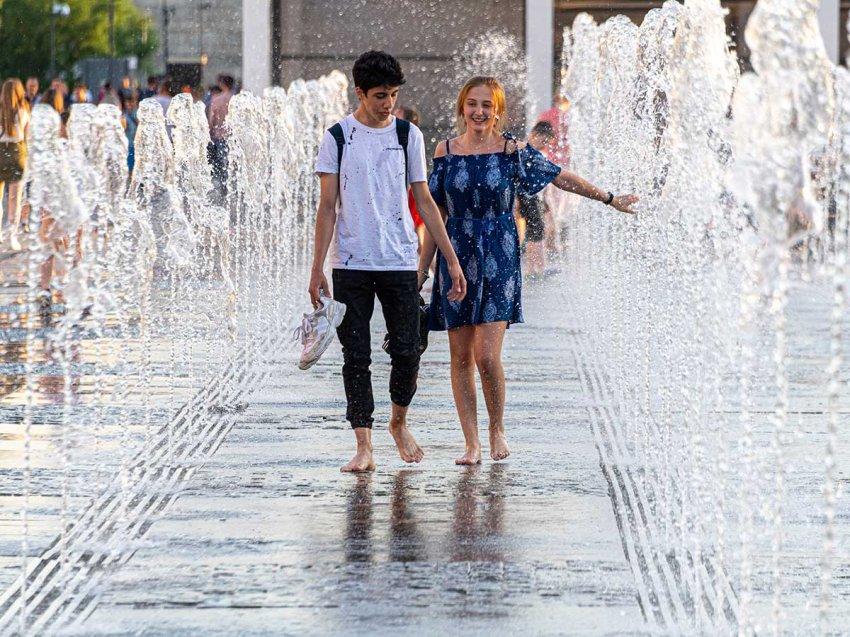 Почему людям проще переносить жару в сухом, чем во влажном воздухе