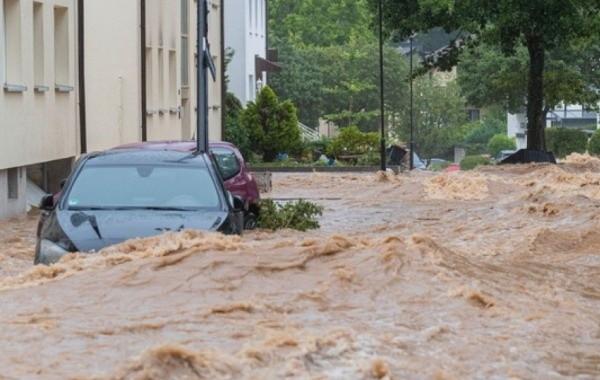 Выросло число жертв наводнения в Германии
