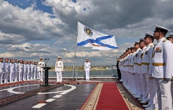 Стало известно, где можно посмотреть трансляцию Парада ко Дню ВМФ
