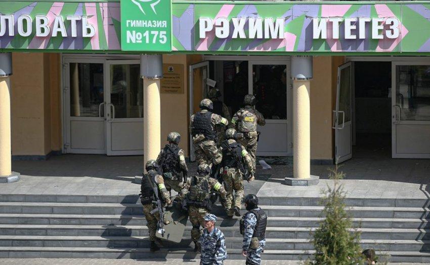 Кто такой Ильназ Галявиев, который устроил стрельбу в Казани