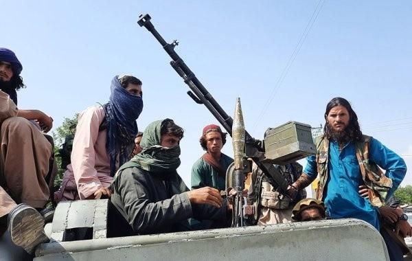 Талибы объявили о захвате Афганистана