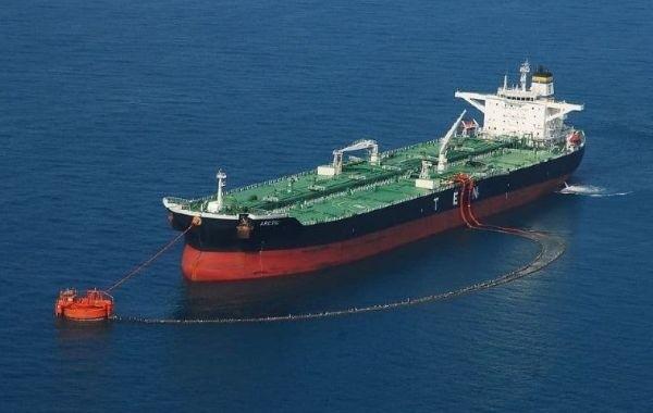 Нефтяное пятно в море около Новороссийска исчезло со снимков из космоса
