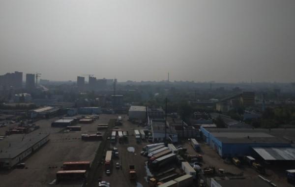 Жители Кировского района Казани жалуются на запах гари