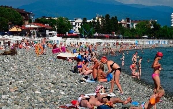 Курорты Краснодарского края в 2021 году посетило более 11 млн туристов