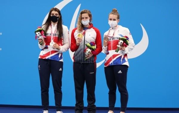 Названо количество медалей у российских спортсменов на Паралимпиаде в Токио