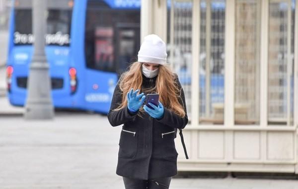 В Москве могут ввести новые ограничения из-за коронавируса